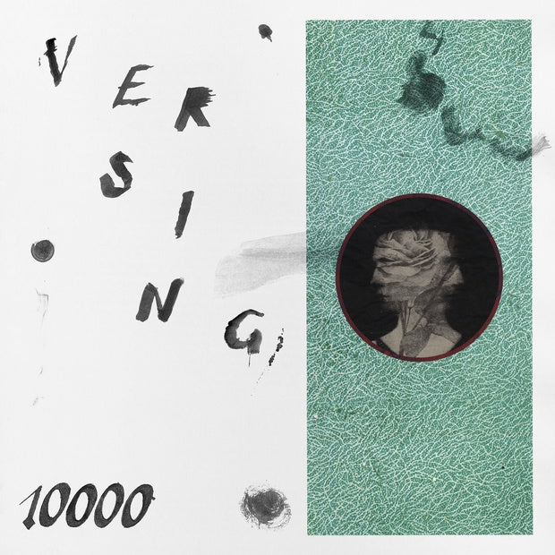 Versing - 10000 - New LP 2019 Hardly Art on Colored Vinyl with Download - Indie Rock