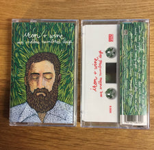 Iron & Wine ‎– Our Endless Numbered Days - New Cassette 2004 Sub Pop White Tape - Indie Folk / Rock