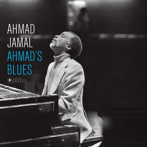 Ahmad Jamal ‎– Ahmad's Blues (1994) - New Lp Record 2017 Jazz Images Europe Import 180 gram Vinyl - Jazz