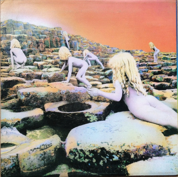 Led Zeppelin - Houses Of The Holy - Mint- Stereo 1973 (Original Press) (RL Bob Ludwig Press) USA - Rock/Classic Rock - B17-048