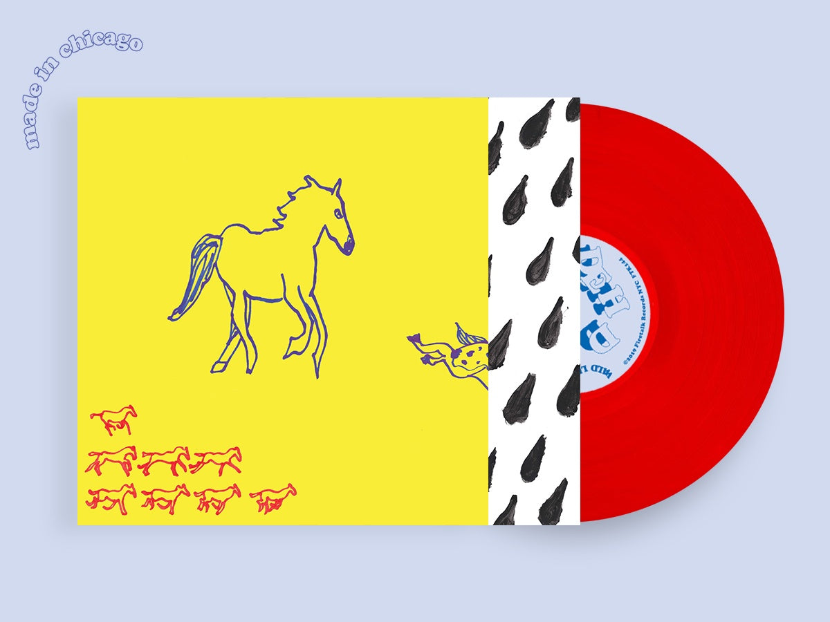 Dehd - Water - New Lp Record 2019 Firetalk Shuga Exclusive Red Vinyl Limited to 100 - Chicago Garage Rock / Indie