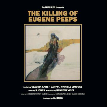 Bastien Keb - The Killing of Eugene Peeps - New LP Record 2020 Indie Exclusive Unique Colored Vinyl - Neo Soul / R&B