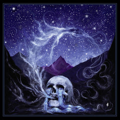 Ghost Bath - Starmourner - New Vinyl 2017 Nuclear Blast Gatefold 2-LP Transparent Blue Vinyl Pressing, Limited Edition of 700 - Black Metal / Atmospheric FFO Deafheaven, Wolves in the Throneroom, etc.