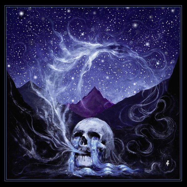 Ghost Bath - Starmourner - New Vinyl 2017 Nuclear Blast Gatefold 2-LP Purple Vinyl Pressing, Limited Edition of 300 - Black Metal / Atmospheric FFO Deafheaven, Wolves in the Throneroom, etc.