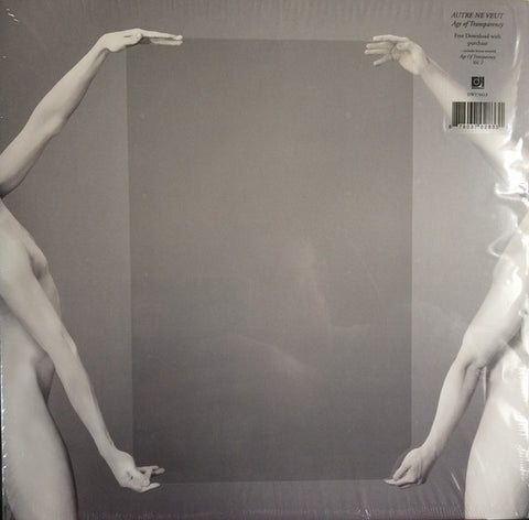 Autre Ne Veut ‎– Age of Transparency - New 2 Lp Record 2015 Downtown USA Vinyl & Download - Synth-pop