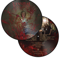 Cannibal Corpse ‎– Red Before Black - New Vinyl Lp 2019 Metal Blade Picture Disc with Poster (Limited to 1000!) - Death Metal
