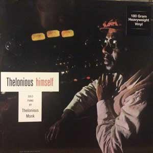 Thelonious Monk ‎– Thelonious Himself - New Vinyl 2015 DOL 180Gram EU Reissue - Jazz / Bop