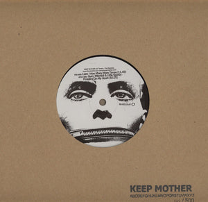 "Liars / Gerry Mitchell & Little Sparta ‎– Keep Mother - Volume 4 - VG+ 10"" Record 2006 UK Import Hand Numbered 335/500 Original Vinyl - Rock / Experimental"