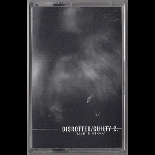 Disrotted / Guilty Connector - Live in Osaka - New Cassette - Drone / Noise / Doom Metal