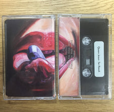 Queen Jesus - Tar Ranch - New Cassette Tape - 2016 Uncle Rats (Limited to 100) Includes Insert and Download - Hazy Lo-Fi Rock
