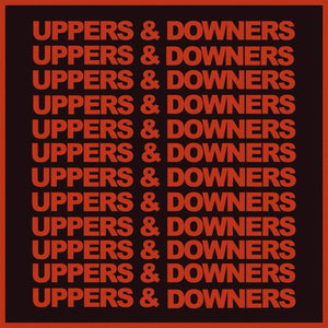 Gold Star - Uppers & Downers - New Vinyl Lp 2018 Autumn Tone Pressing - Americana / Indie Folk (FFO: Ryan Adams)