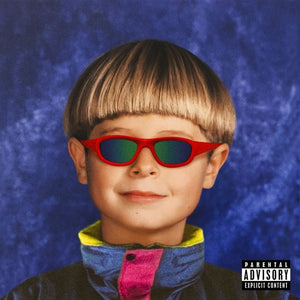 Oliver Tree ‎– Alien Boy EP - New Vinyl 2019 Atlantic Pressing - Trap / Hip Hop / Electronica