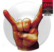 "Dio - Last In Line (Live) - New 12"" Single 2019 BMG RSD Exclusive Di-Cut Picture Disc - Metal"