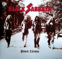 Black Sabbath ‎– Past Lives - New Vinyl 2016 180Gram 2 Lp Deluxe Reissue with Gatefold Jacket - Metal / Proto-Doom / Live Performances