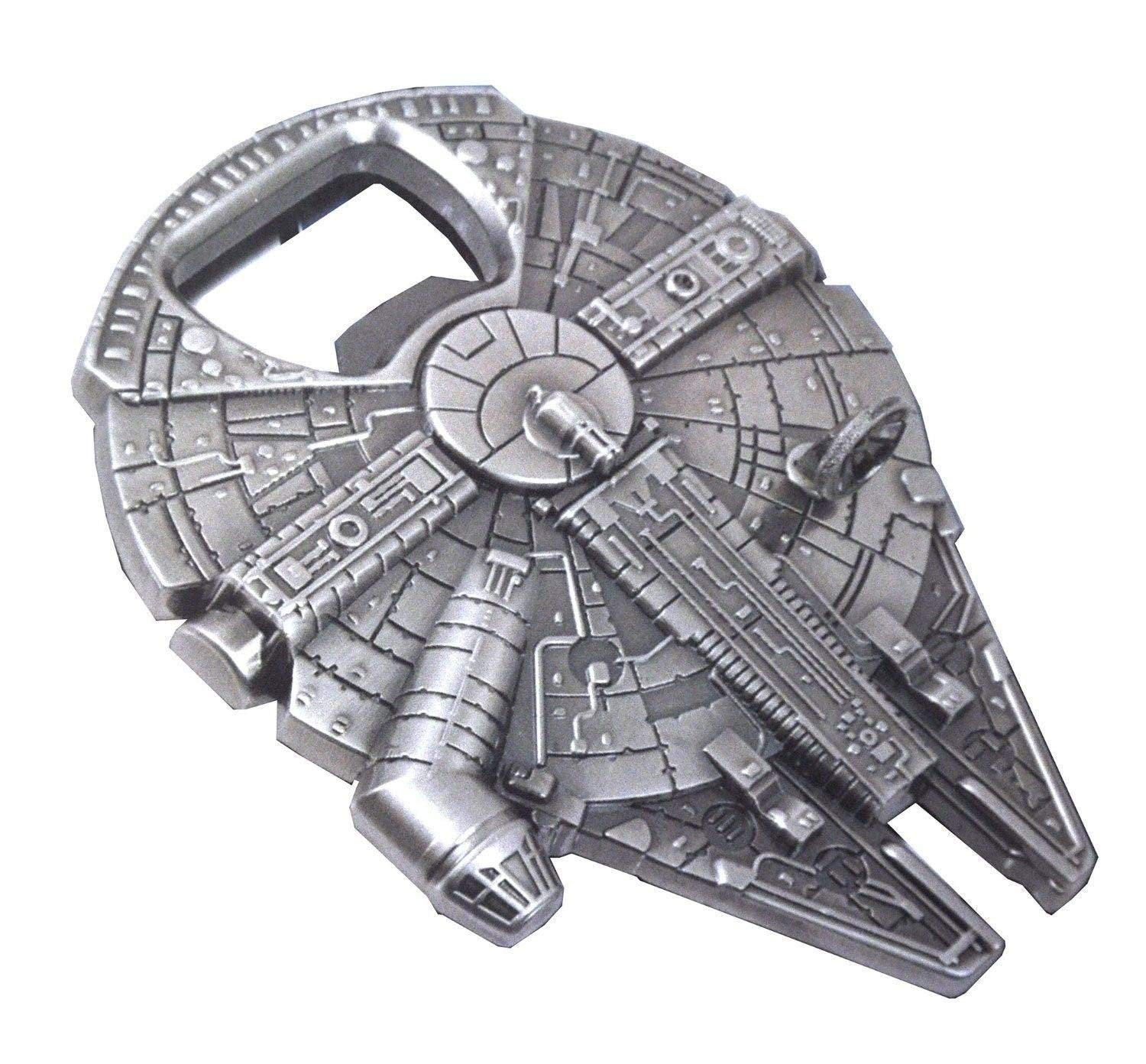 NEW Star Wars Rebel Alliance Millenium Falcon Metal Bottle Opener