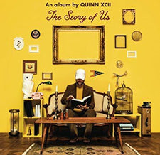 Quinn XCII - The Story Of Us - New Vinyl 2017 Columbia Pressing with Download - Indie Pop with Reggae Stylings