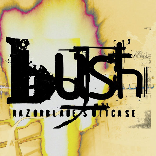 Bush - Razorblade Suitcase (in addition) - New Vinyl Record 2017 Round Hill Records Deluxe Remastered 2-LP 180gram Black + White Swirl Vinyl w/ Download and Bonus Tracks! - Alt-Rock