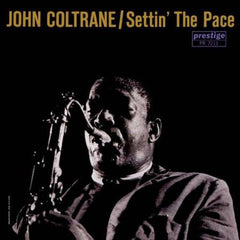 John Coltrane ‎– Settin' The Pace (1961) New Vinyl 2011 Original Jazz Classics Stereo Reissue USA - Jazz / Hard Bop