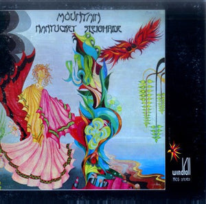 Mountain ‎– Nantucket Sleighride - VG+ LP Record 1971 Windfall USA Vinyl, Booklet & Band Photo - Psychedelic Rock / Hard Rock
