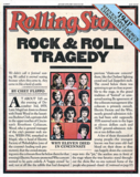 Rolling Stone Magazine - Issue No. 309 - Rock & Roll Tragedy (Cover Torn)