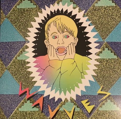 "Wavves ‎– King Of The Beach - New LP Record 2020 Fat Possum USA 10th Anniversary Edition Purple Kush Vinyl & Bonus 7"" - Surf / Psychedelic Rock"