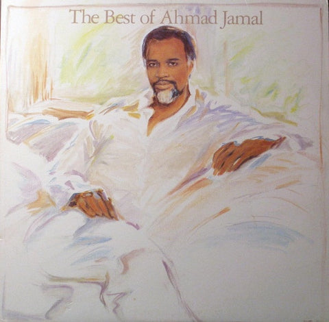 Ahmad Jamal ‎– The Best Of Ahmad Jamal - VG+ Lp Record 1981 20th Century Fox  USA Vinyl - Jazz