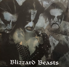 Immortal ‎– Blizzard Beasts (1997) - New Vinyl 2017 Osmose Produtions Limited Edition UK Reissue - Black Metal
