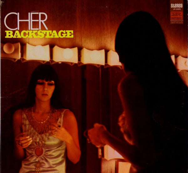 Cher - Backstage - VG+ 1968 Stereo USA - Rock/Pop