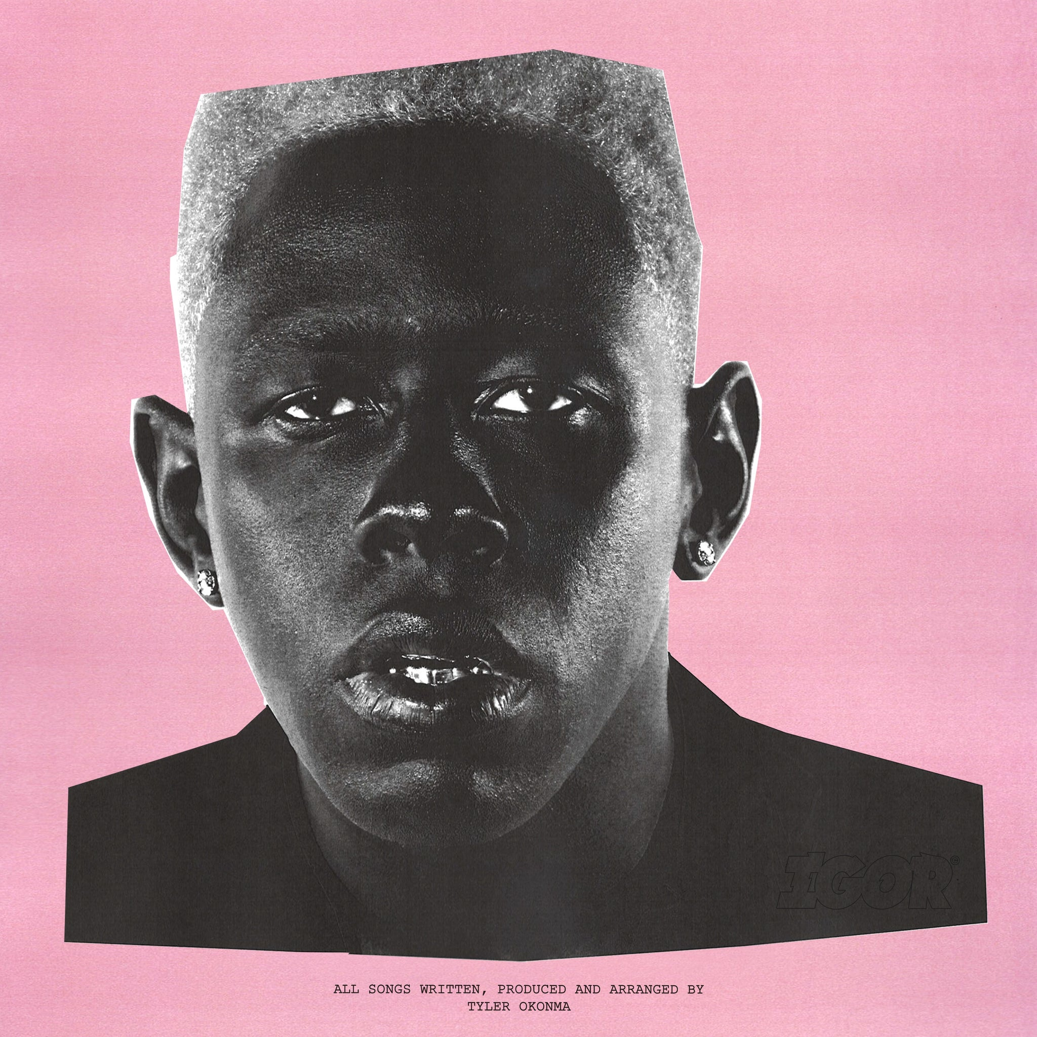 Tyler, The Creator - IGOR - New Lp Record 2019 CBS USA Vinyl - Hip Hop / R&B