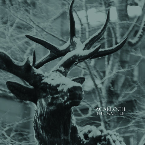 Agalloch - The Mantle - New Vinyl Record 2016 The End Records Gatefold 2-LP Reissue - Folk Metal / Black Metal / Experimental