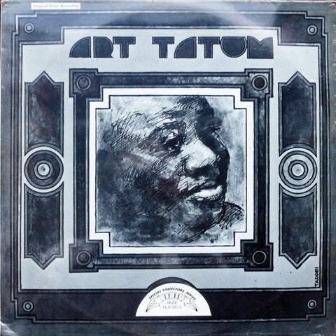 Art Tatum ‎– Art Tatum - VG+ 2 Lp Record 1970's Trip USA Vinyl - Jazz