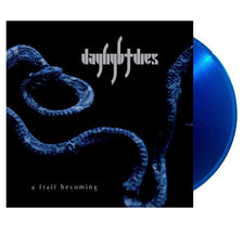 Daylight Dies ‎– A Frail Becoming - New Vinyl 2017 Spinefarm Records 2-LP Gatefold EU Pressing on Transparent Blue Vinyl - Doom / Death Metal
