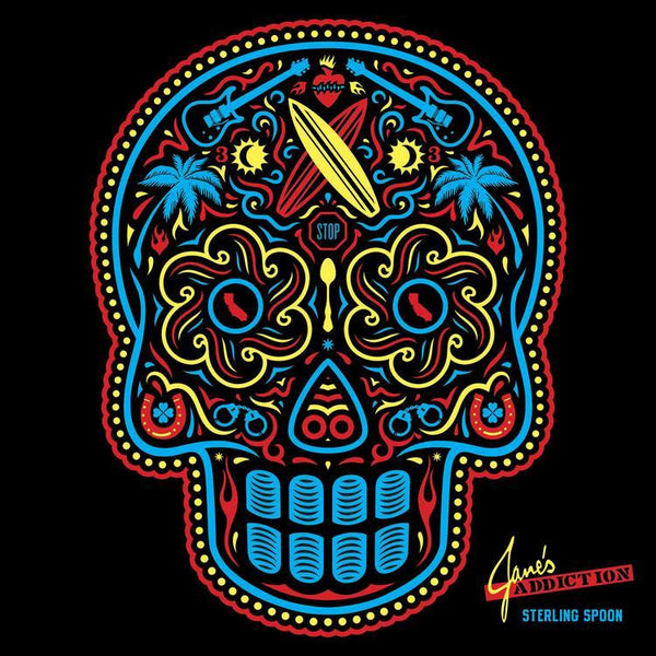 Jane's Addiction - Sterling Spoon - New Vinyl 2016 Limited Edition (5000) 6-LP Boxset