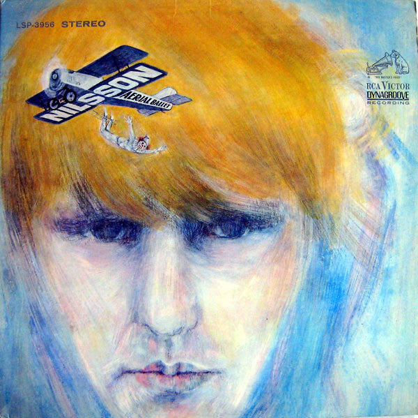 Harry Nilsson - Aerial Ballet - VG+ 1968 Stereo Press USA - Rock/Pop