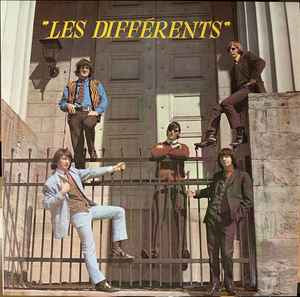 Les Différents ‎– Les Différents (1967) - New LP Record 2019 Return To Analog Canada Import Vinyl & Numbered - Garage Rock / Beat / Mod