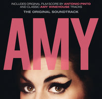 Amy Winehouse & Antonio Pinto ‎– Amy (The Original Motion Picture) New Vinyl Record 2016 Island 2LP Gatefold USA - Soundtrack / Neo-Soul