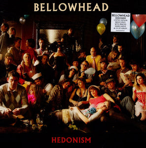 Bellowhead ‎– Hedonism - New Lp Record 2010 Navigator UK Import 180 gram Vinyl & CD - Folk