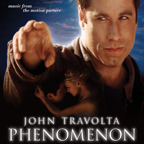 Various - Phenomenon (Music From The Motion Picture)(1996) - New 2 Lp Record Store Day 2020 Reprise Warner RSD Translucent Cobalt Vinyl - Soundtrack