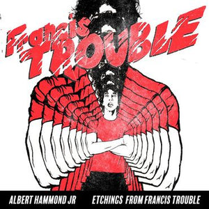 "Albert Hammond Jr. - Etchings From Francis Trouble - New Vinyl 2018 Red Bull Record Store Day Exclusive 10"" Pressing with Etched Vinyl (Limited to 1500) - Alt / Indie Rock"