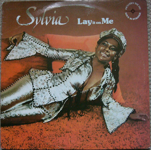 Sylvia - Lay It On Me - Mint- 1977 Stereo USA - Soul/Disco