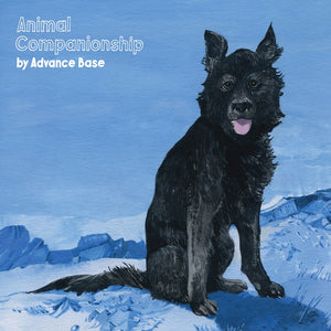 Advance Base ‎– Animal Companionship - New Lp 2018 Run For Cover USA Vinyl - Indie Rock