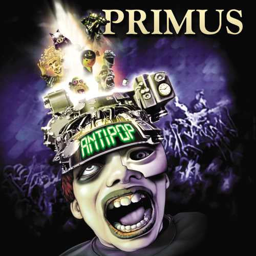 Primus ‎– Antipop (1999) - New Vinyl 2 Lp 2019 Limited Edition Color 180gram Vinyl - Rock / Funk Rock