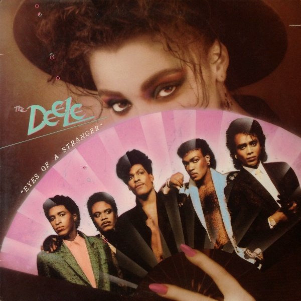 The Deele - Eyes Of A Stranger - VG+ 1987 Stereo (original Press) USA - New Jack Swing