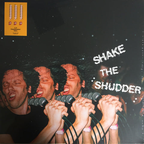 !!! ‎– Shake The Shudder - New 2 Lp Record 2017 Warp Europe Import Transparent Vinyl & Download  - Electronic / Tech House