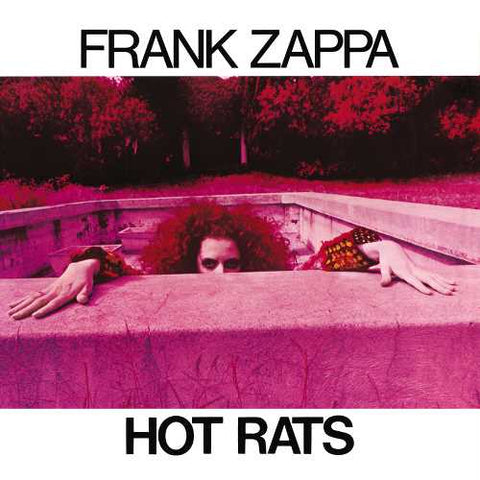Frank Zappa ‎– Hot Rats (1969) - New LP Record 2019 Zappa Records EU 50th Anniversary Translucent Pink Reissue - Psychedelic Rock / Fusion