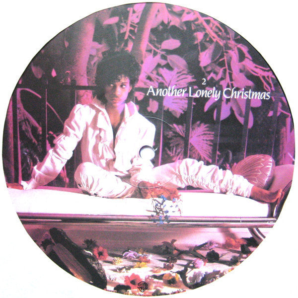 "Prince And The Revolution ‎– I Would Die 4 U (Extended Version) / Another Lonely Christmas - VG+ 12"" Single USA 1984 - Pop / Synth-Pop"