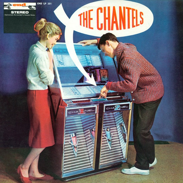 The Chantels ‎– We Are The Chantels (1958) - VG- (low grade) 1970s End USA Vinyl - Rhythm & Blues