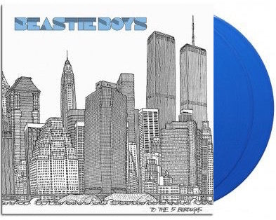 Beastie Boys - To The 5 Boroughs (2004) - New 2 Lp Record 2019 USA 180 gram Blue Colored Vinyl - Hip Hop