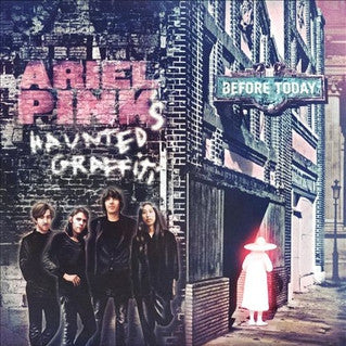 Ariel Pink's Haunted Graffiti ‎– Before Today - New Vinyl 2010 4AD w/ Download
