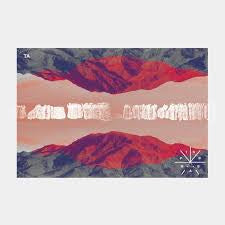 Touche Amore - Parting the Sea Between Brightness and Me - New Vinyl 2011 Deathwish Inc on Grey Marble Vinyl - Post-Hardcore / Screamo / Skramz